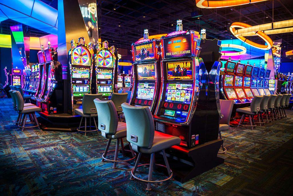 Performance Casino Chairs - Gary Platt Manufacturing