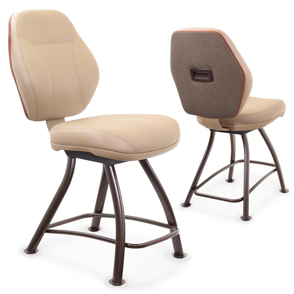 GX2 Gazelle Slot Seating - Leg Base