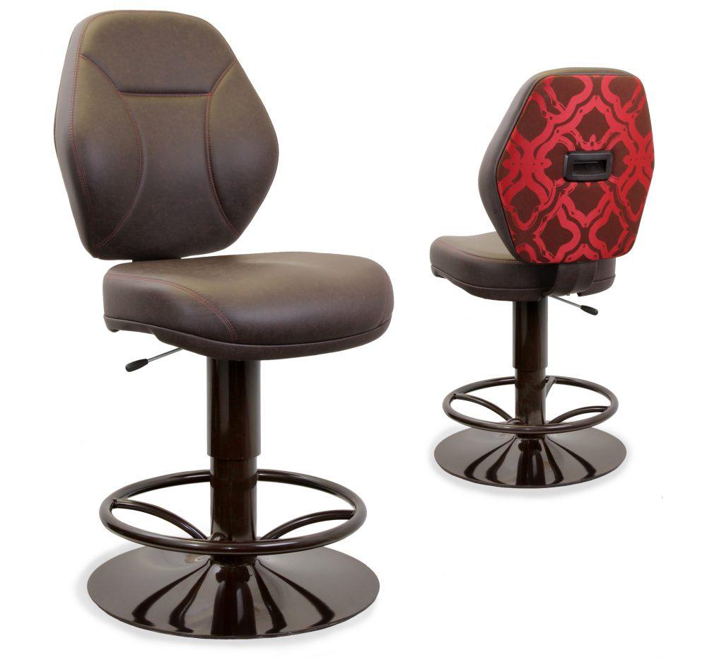 GX2 Gazelle Slot Seating - Pedestal Base