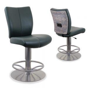 Lido Slot Seating - Pedestal Base