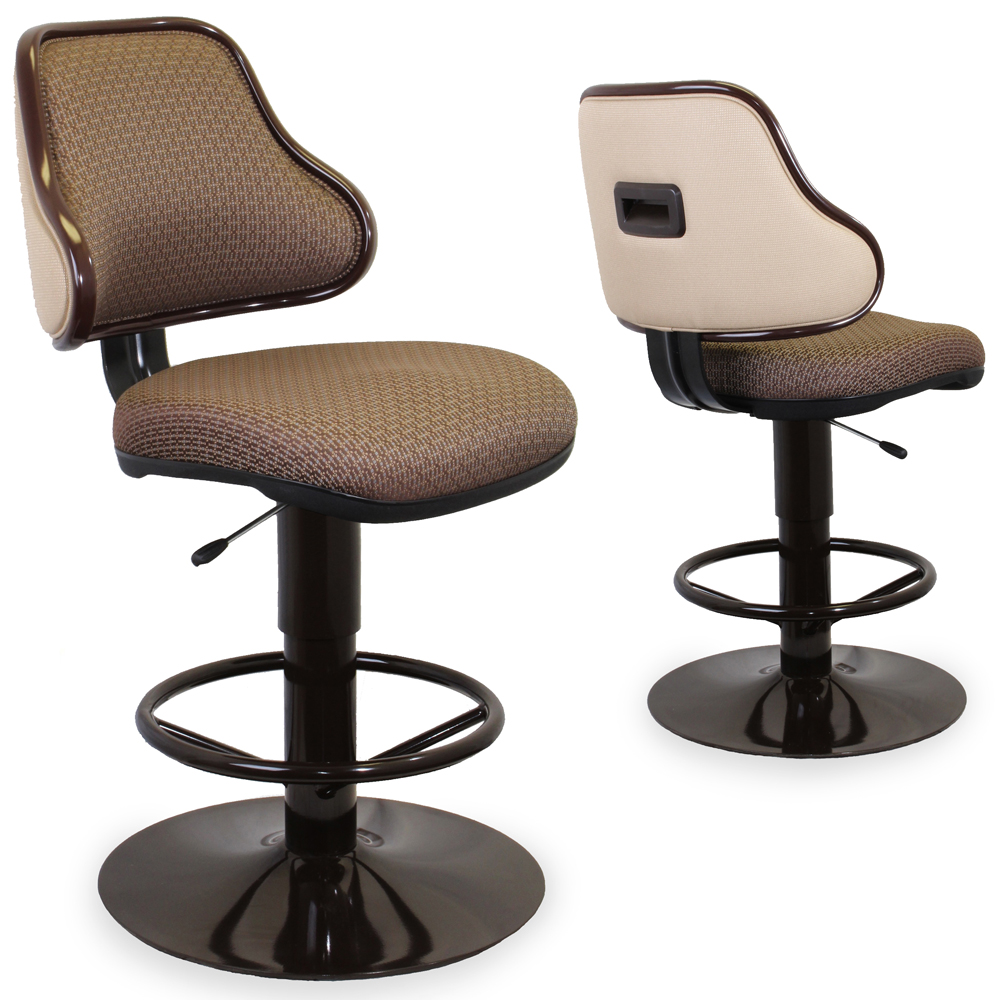Ohio Slot Seating - Pedestal Base