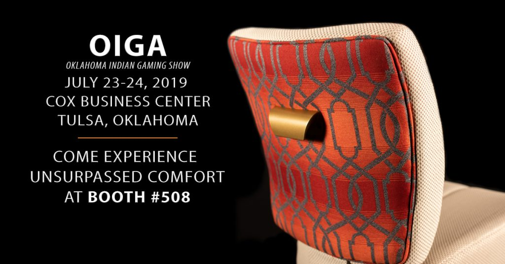 OIGA-Oklahoma Indian Gaming Tradeshow