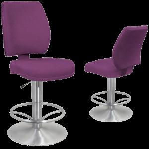 Riva Slot Seating - Pedestal Base