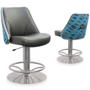 San Remo Slot Seating - Pedestal Base