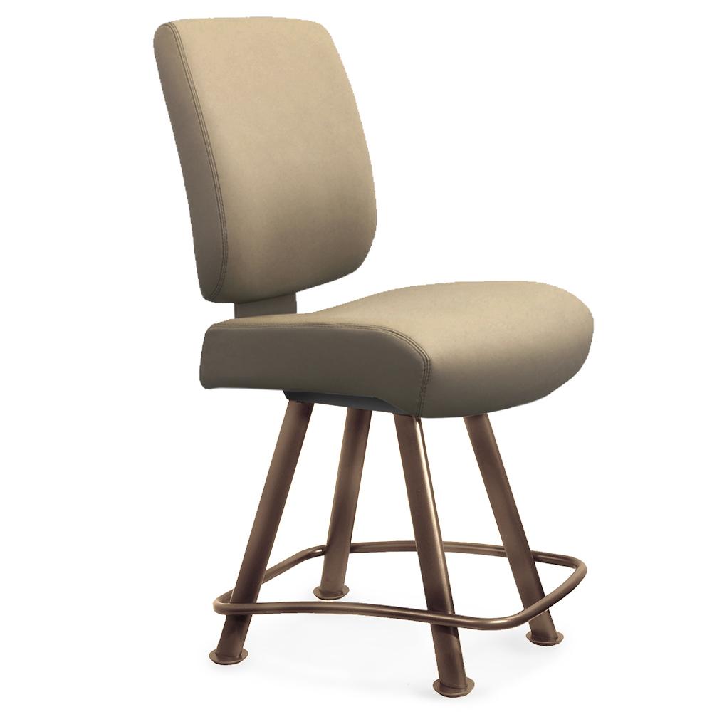 Capri X2 Slot Seating Leg Base