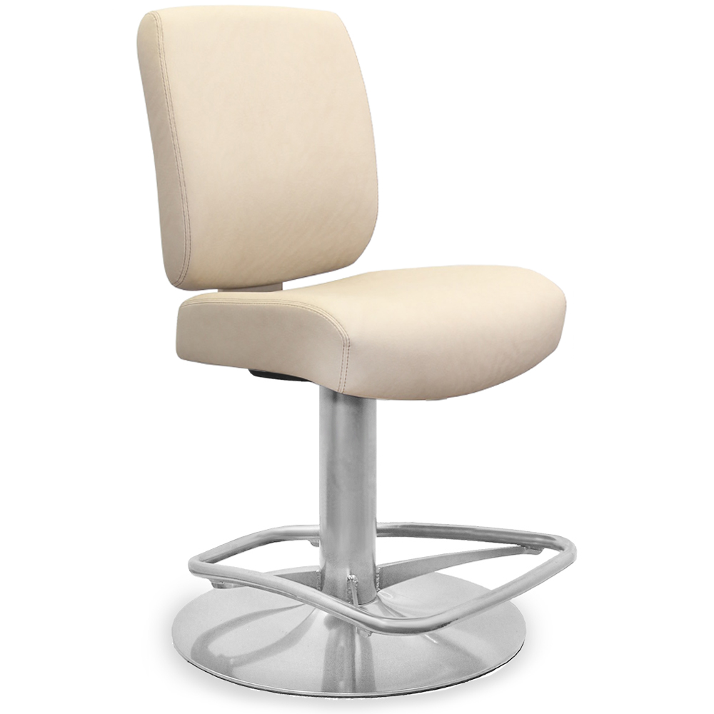 Capri X2 Slot Seating Pedestal Base