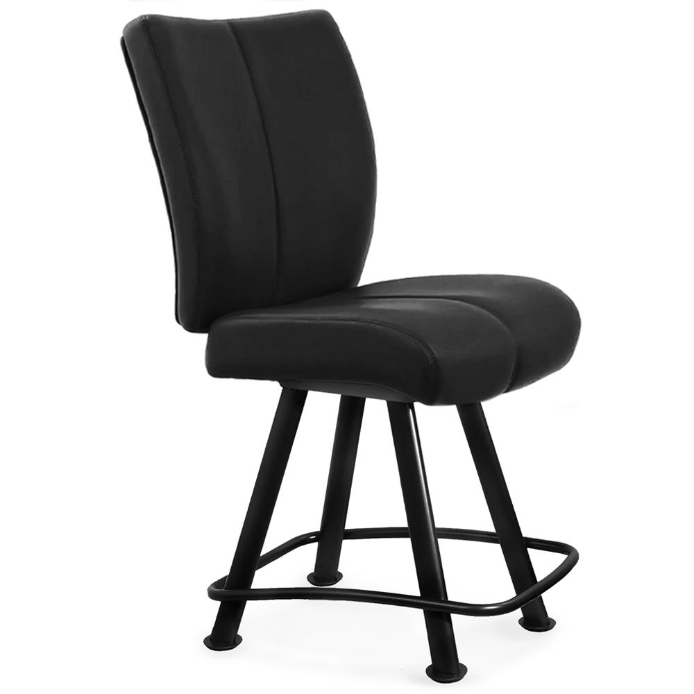 Lido Low Back Slot Seating Leg Base