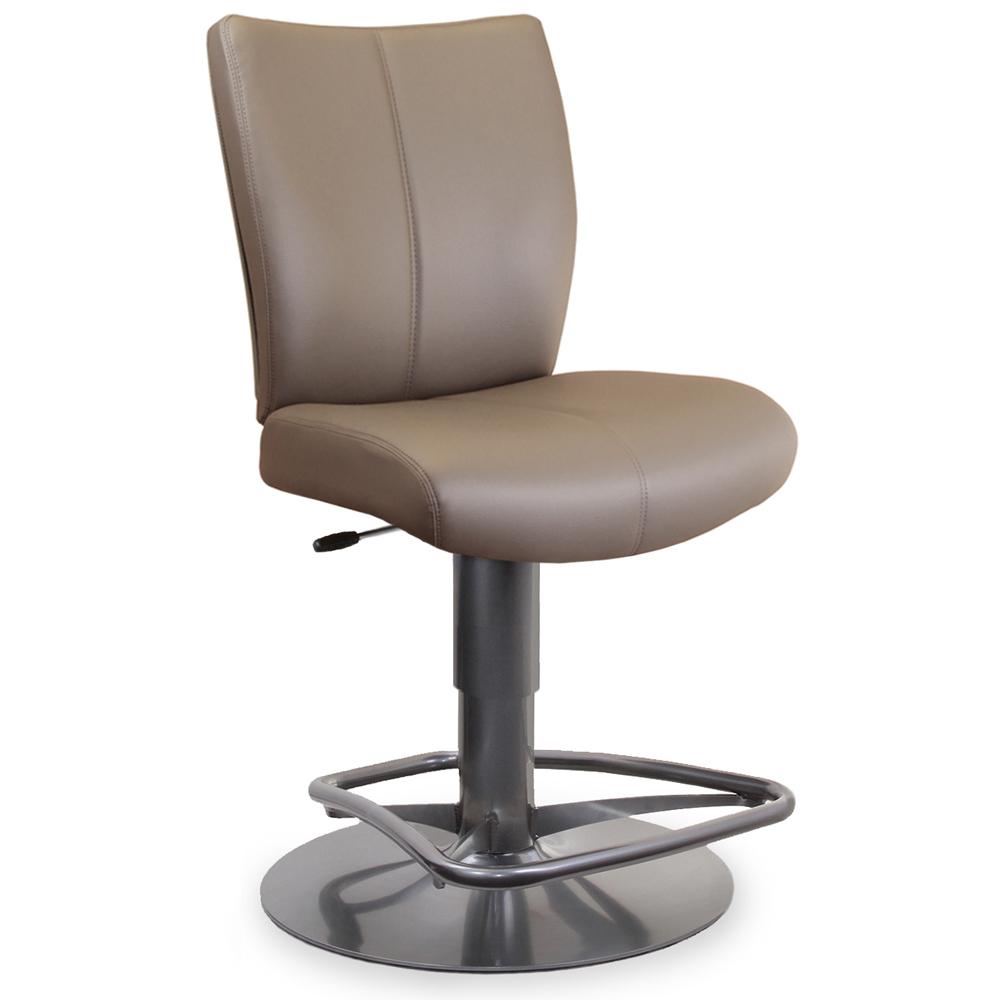 Lido Low Back Slot Seating Pedestal Base