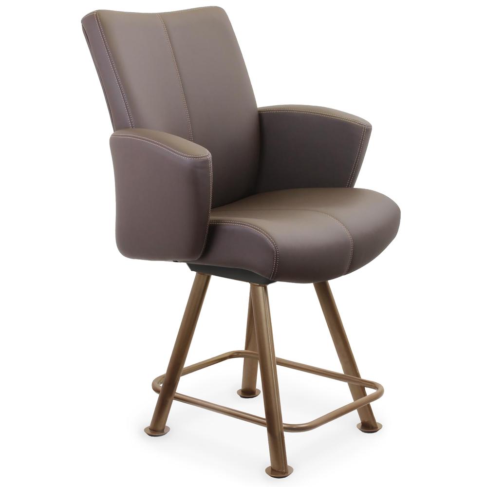 Lugano Slot Seating Leg Base