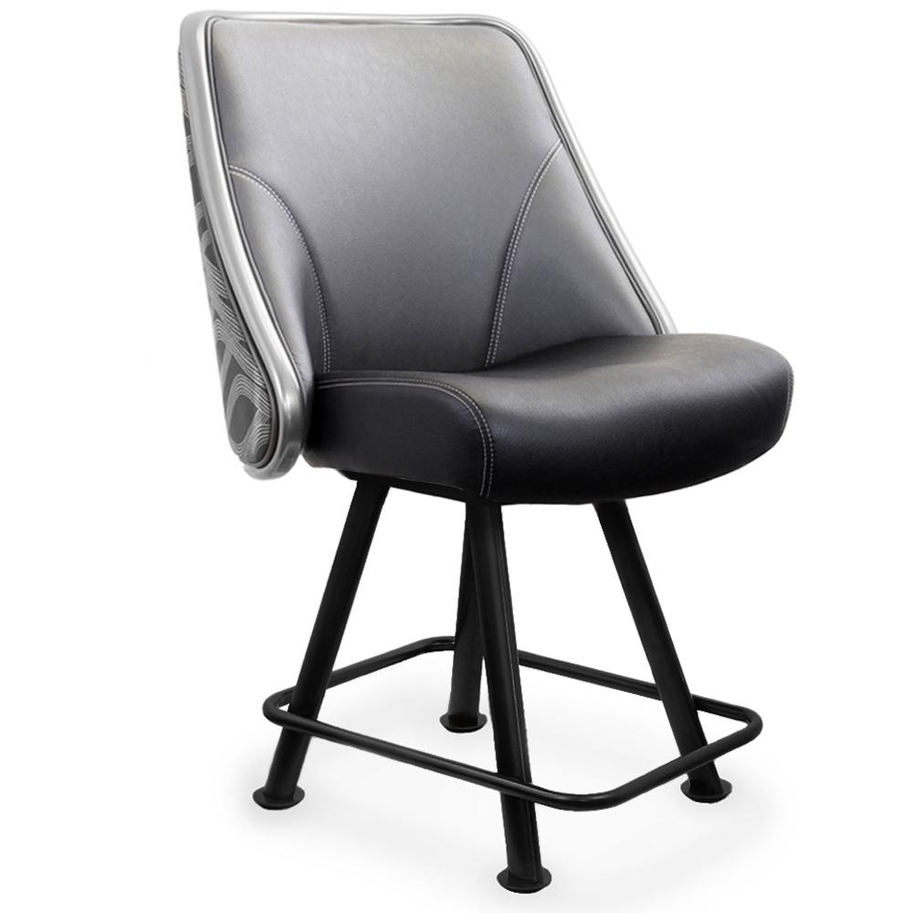 San Remo Slot Seating Leg Base