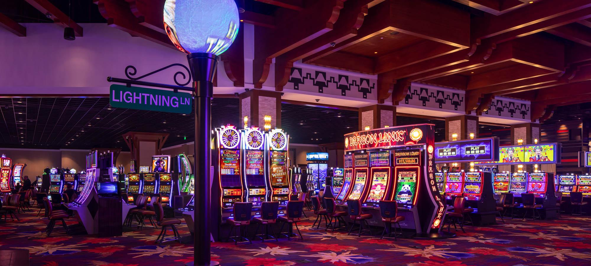 Soboba Casino Resort, CA