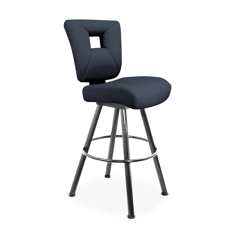 4 Leg Base With Round Footrest