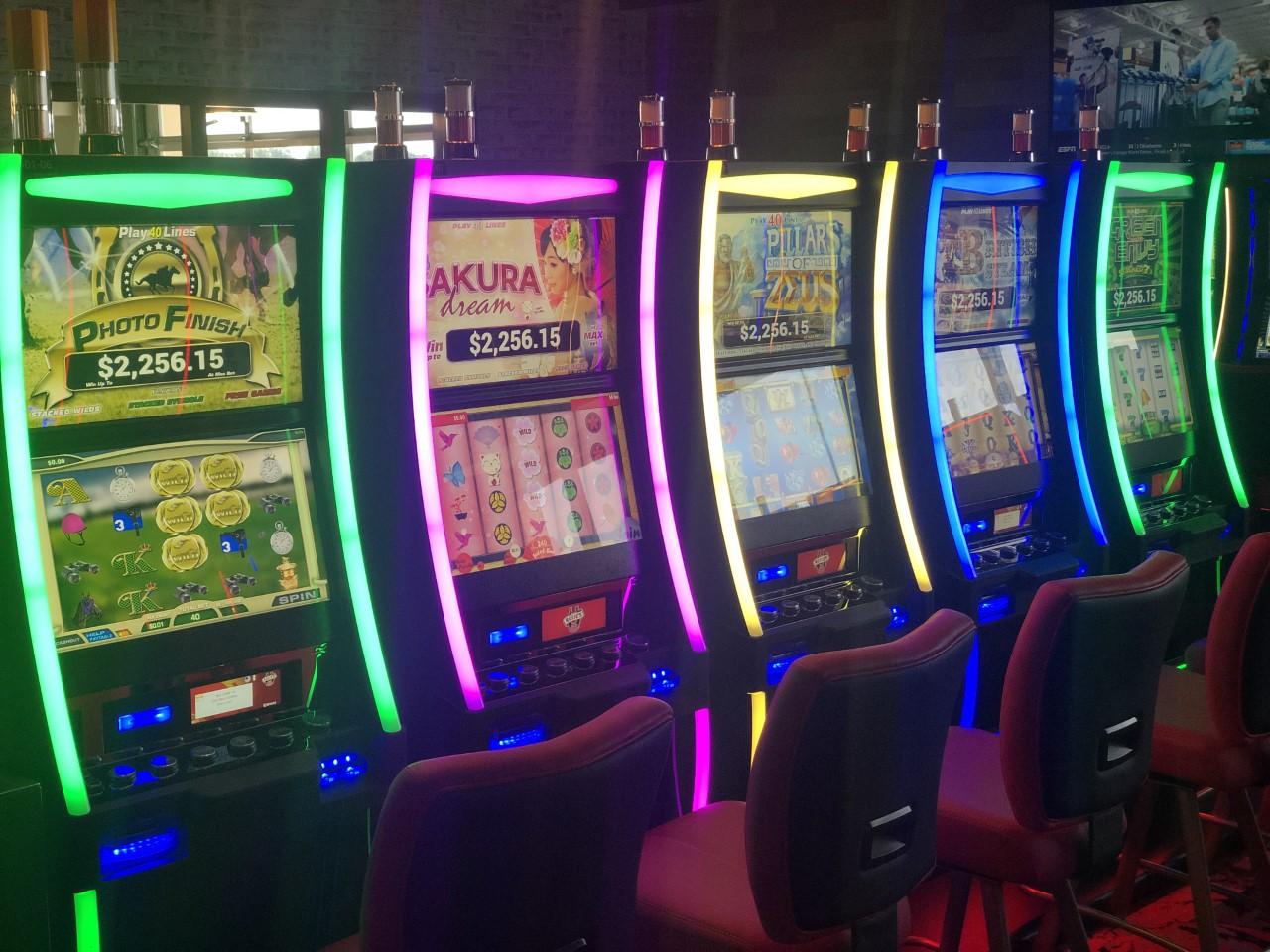 Rosie's Gaming Emporium, VA